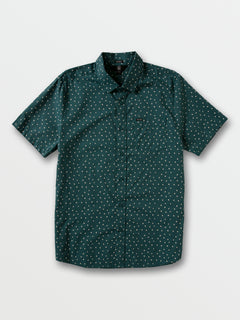 Hallock Short Sleeve Shirt - Hydro Blue (A0422002_HYD) [F]