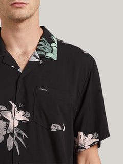 Richardt Short Sleeve - Black (A0422004_BLK) [1]