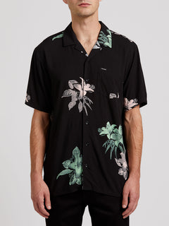 Richardt Short Sleeve - Black (A0422004_BLK) [F]