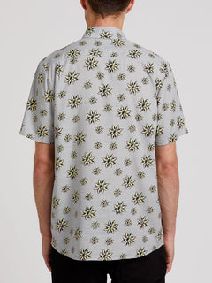 Burch Bloom Short Sleeve - Tower Grey (A0422010_TWR) [B]
