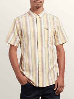 Multi Toner Short Sleeve Shirt