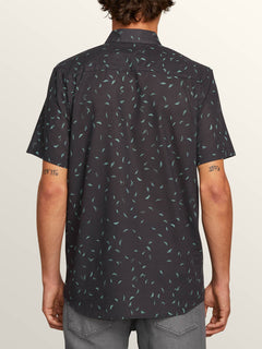 Quency Dot Short Sleeve Shirt