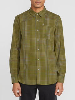 Moore Mix Long Sleeve - Sonic Green (A0541900_SNC) [F]