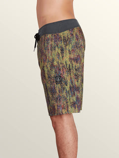 Plasm Mod Boardshorts In Stealth, Alternate View