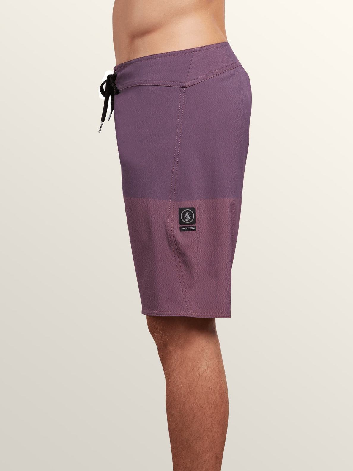 Lido Heather Mod Boardshorts In Deep Blue, Alternate View