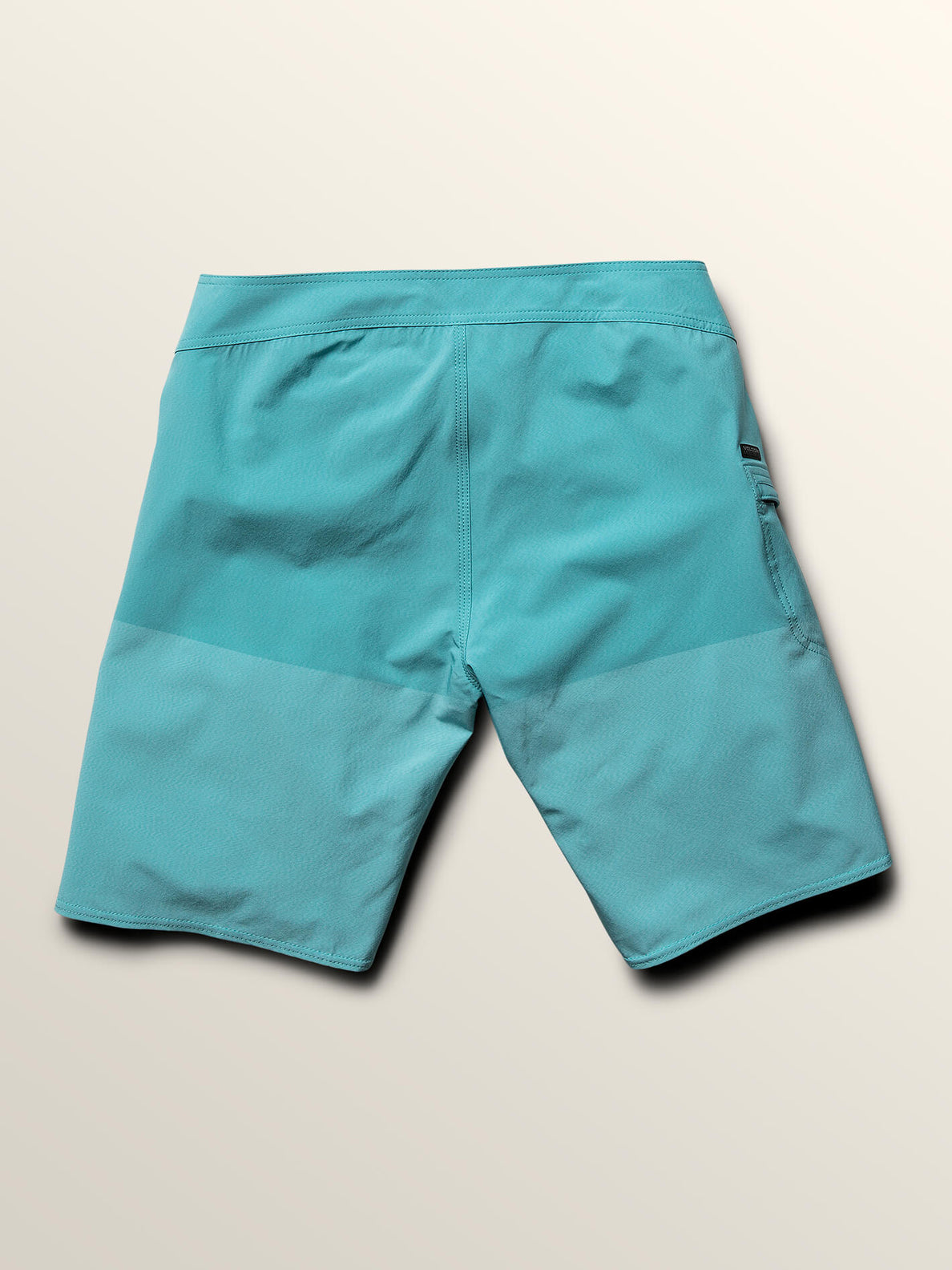 Lido Heather Mod Boardshorts In Neon Blue, Fourth Alternate View