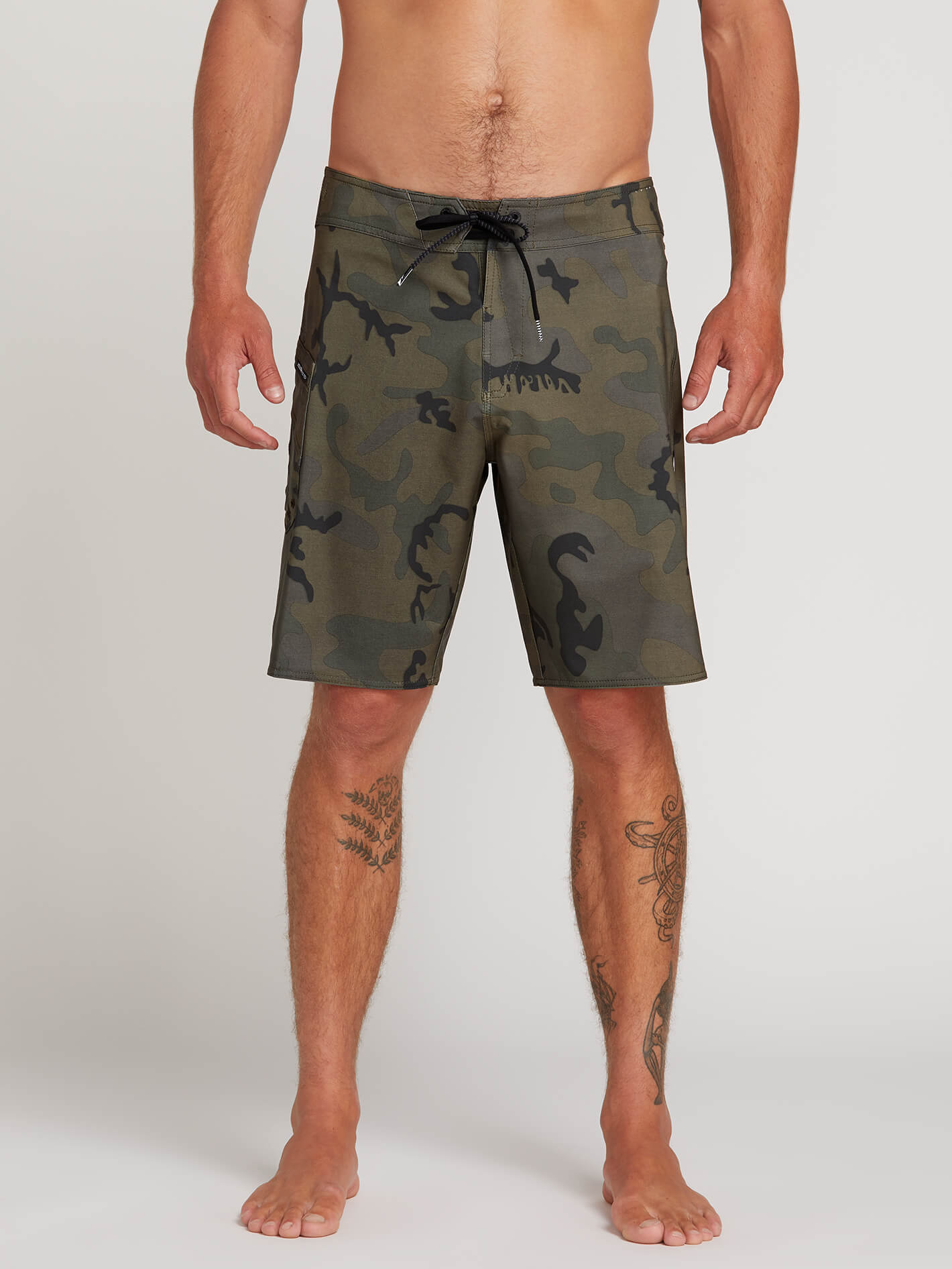 e6c3844b42 Lido Solid Mod Trunks - Camouflage in CAMOUFLAGE - Alternative View