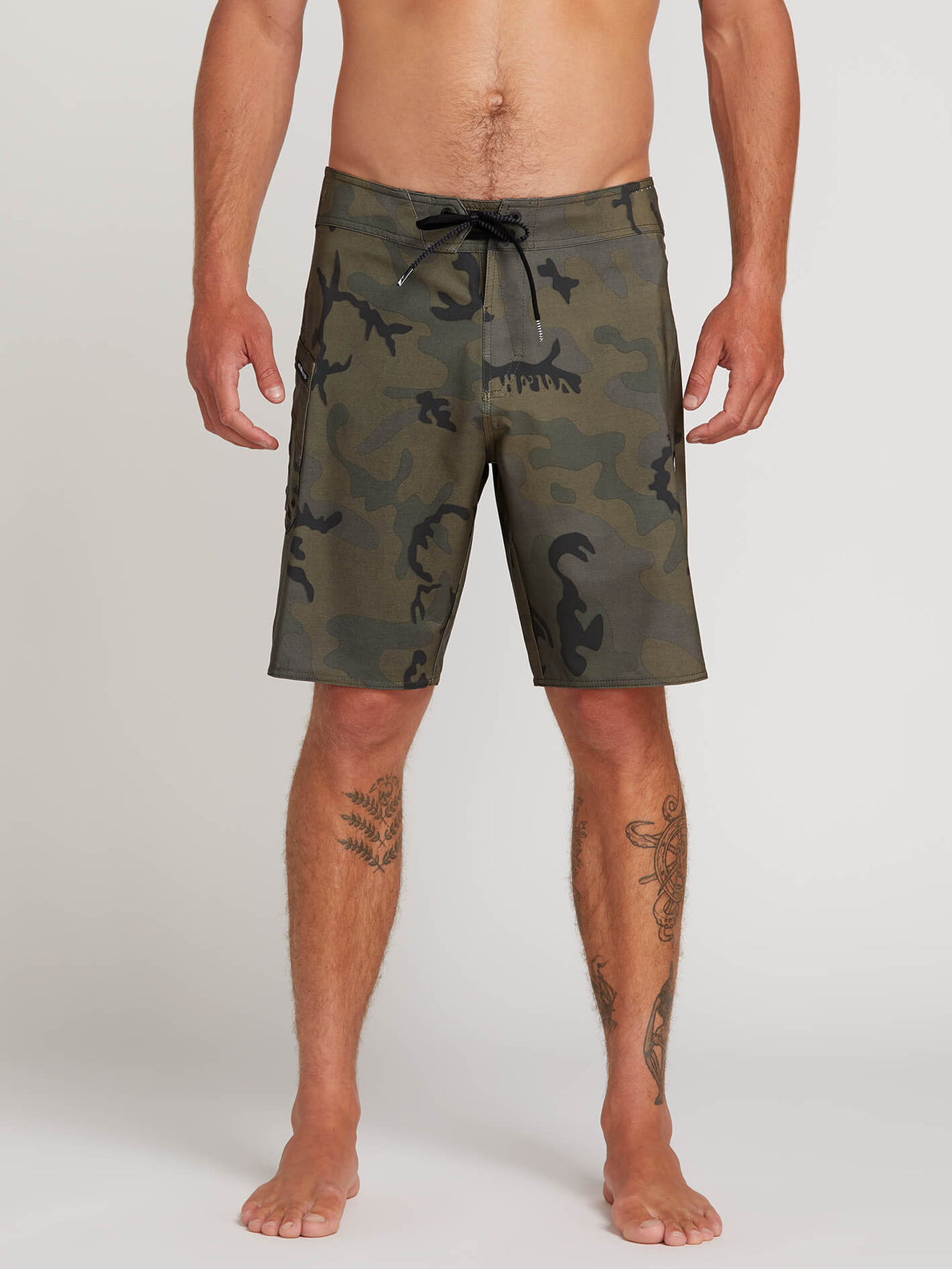 Lido Solid Mod Trunks - Camouflage (A0811926_CAM) [1]