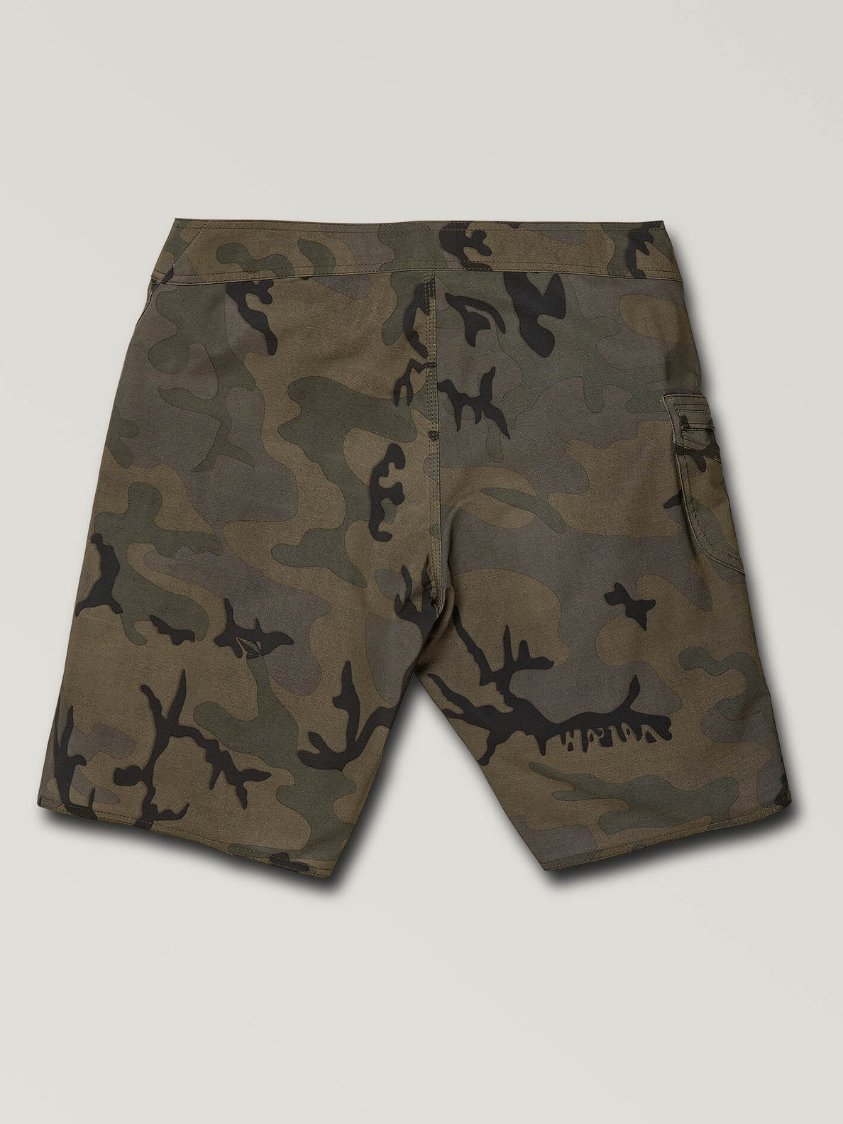 Lido Solid Mod Boardshorts - Camouflage (A0811926_CAM) [4]