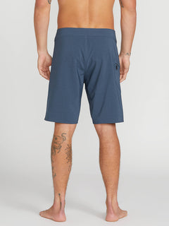 Lido Solid Mod Trunks - Smokey Blue (A0811926_SMB) [2]