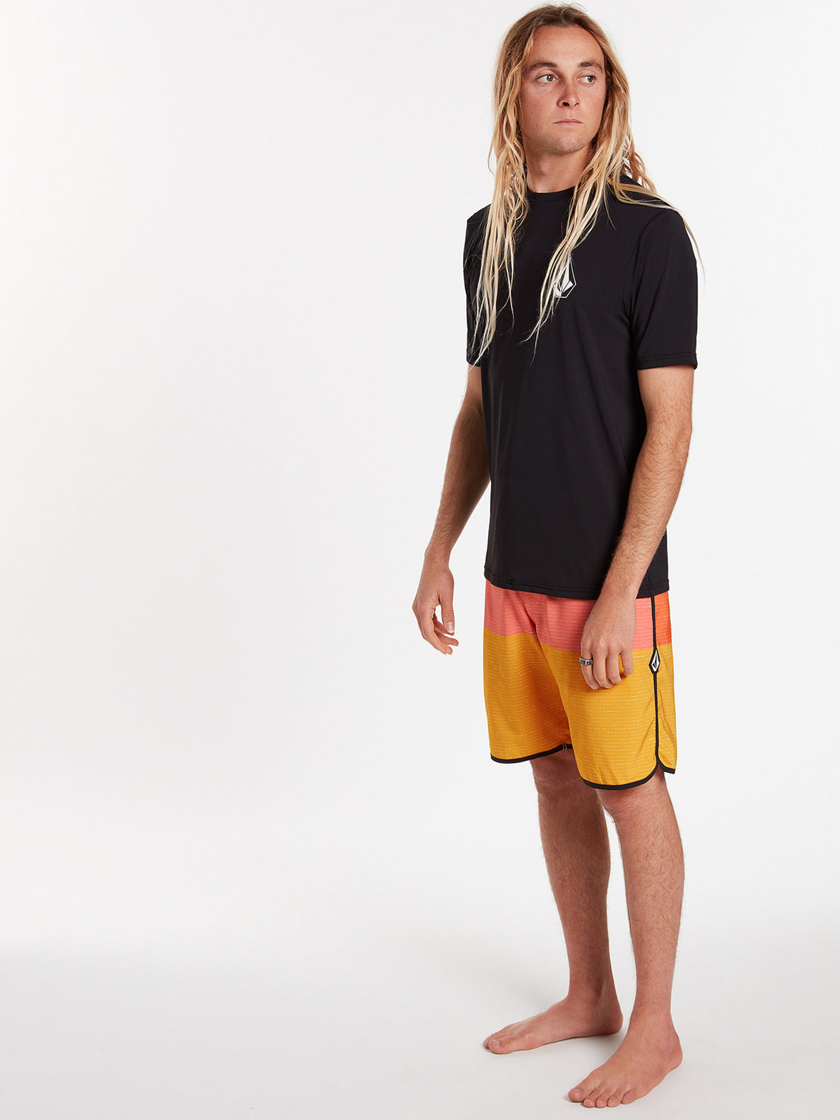 Lido Scallop Mod-Tech Trunks - Mineral Yellow (A0822015_MYL) [02]