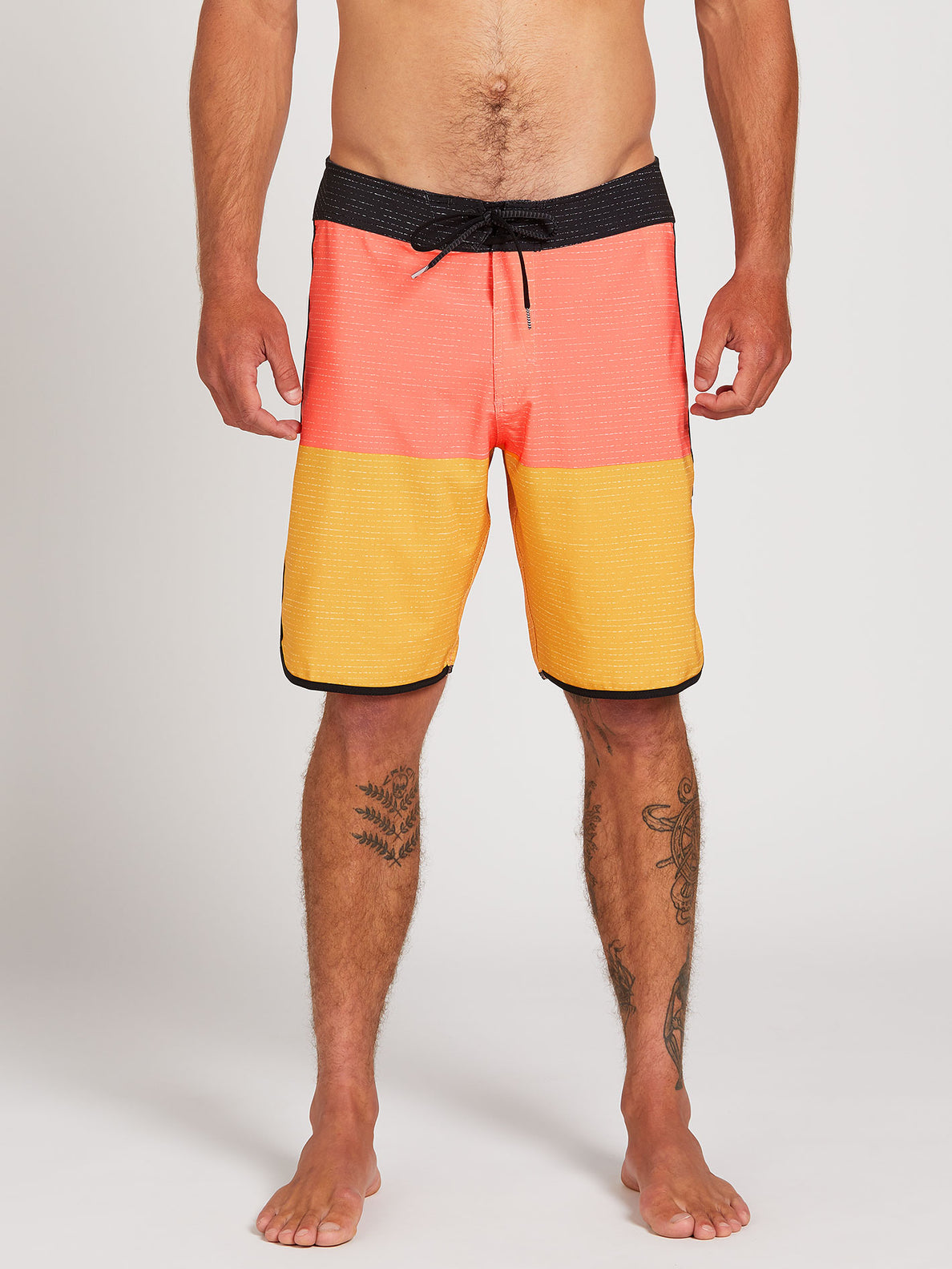 Lido Scallop Mod-Tech Trunks - Mineral Yellow (A0822015_MYL) [1]