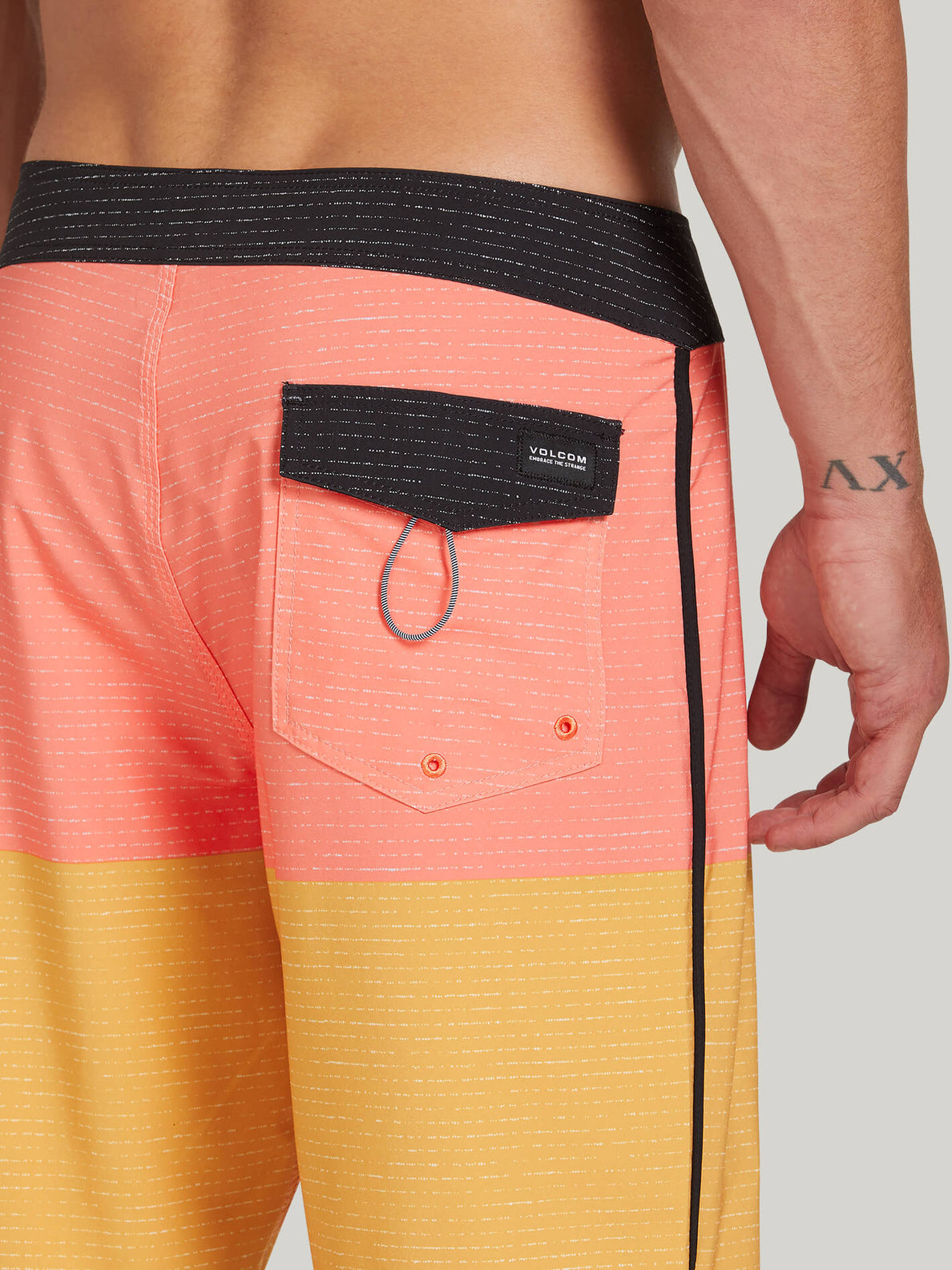 Lido Scallop Mod-Tech Trunks - Mineral Yellow (A0822015_MYL) [4]
