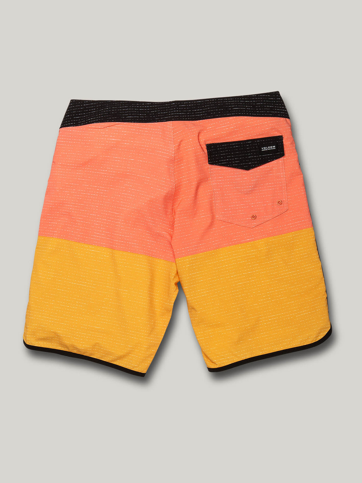Lido Scallop Mod-Tech Trunks - Mineral Yellow (A0822015_MYL) [B]
