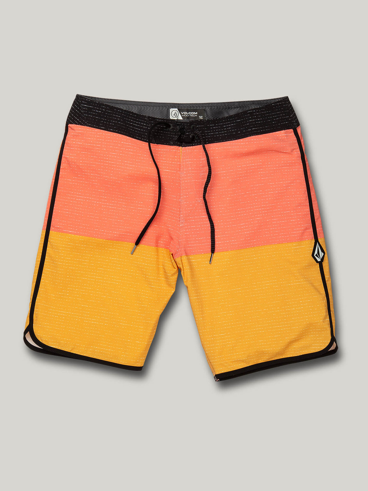 Lido Scallop Mod-Tech Trunks - Mineral Yellow (A0822015_MYL) [F]