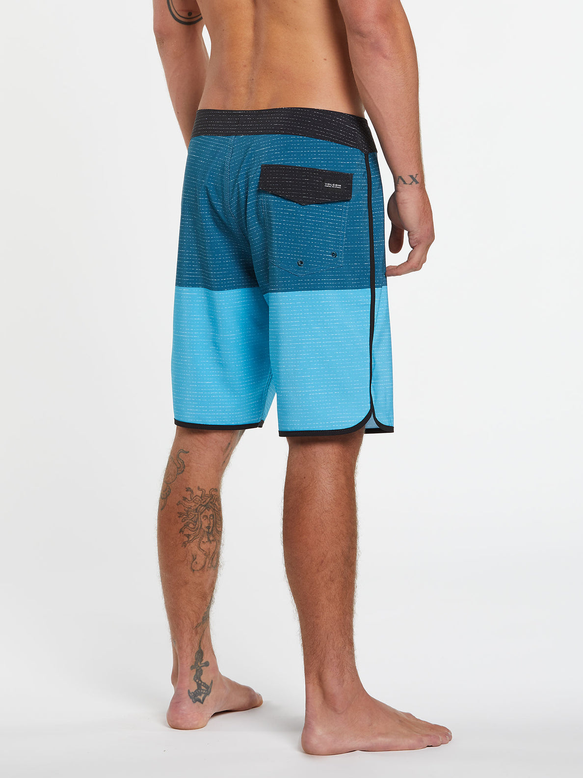 Lido Heather Scallop Mod-Tech Trunks - Rincon Blue (A0822015_RNC) [2]