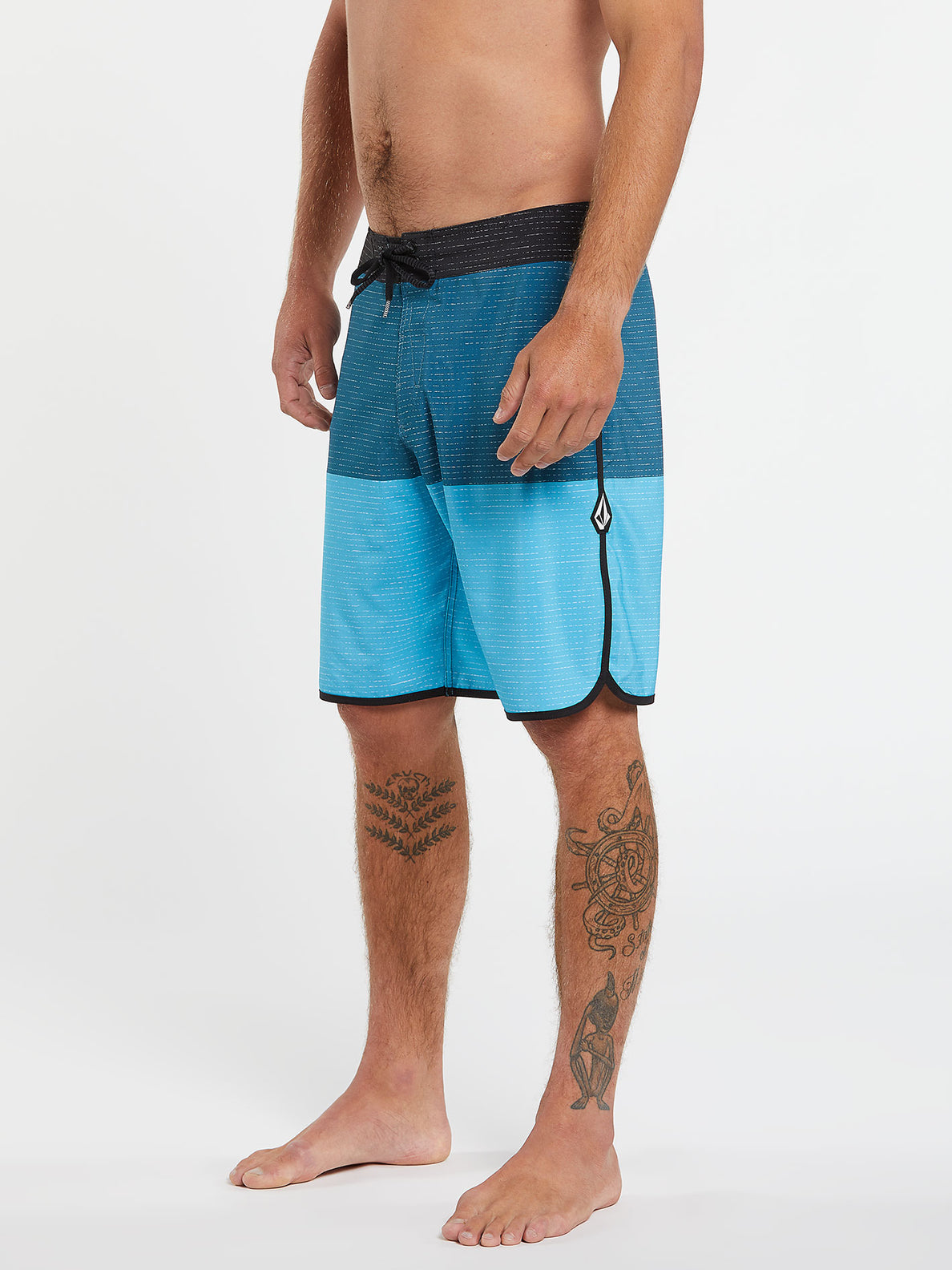 Lido Heather Scallop Mod-Tech Trunks - Rincon Blue (A0822015_RNC) [3]