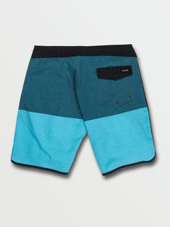 Lido Heather Scallop Mod-Tech Trunks - Rincon Blue (A0822015_RNC) [B]