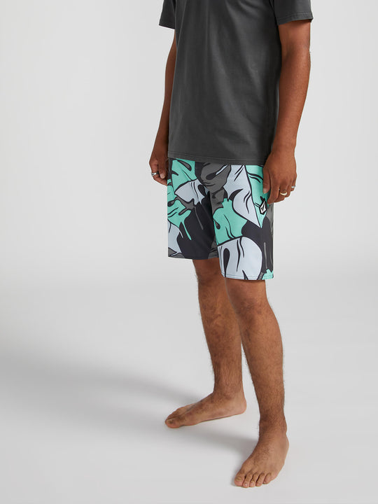 Jungle Mod-Tech Trunks - Biscay Green (A0841905_BIS) [01]