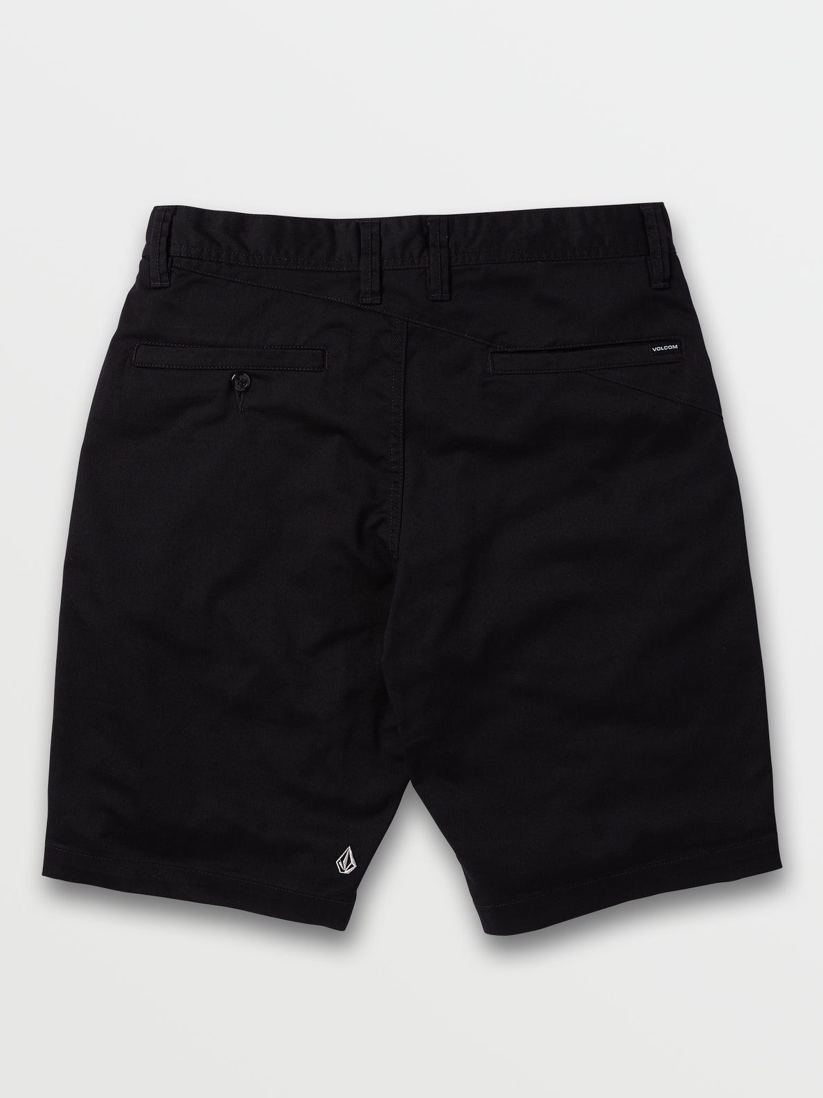 Frickin Modern Stretch Shorts - Black (A0911601_BLK) [B]