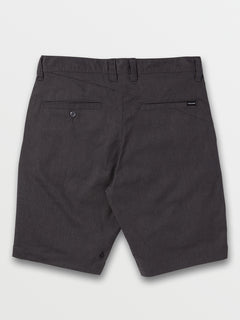 Frickin Modern Stretch Shorts - Charcoal Heather