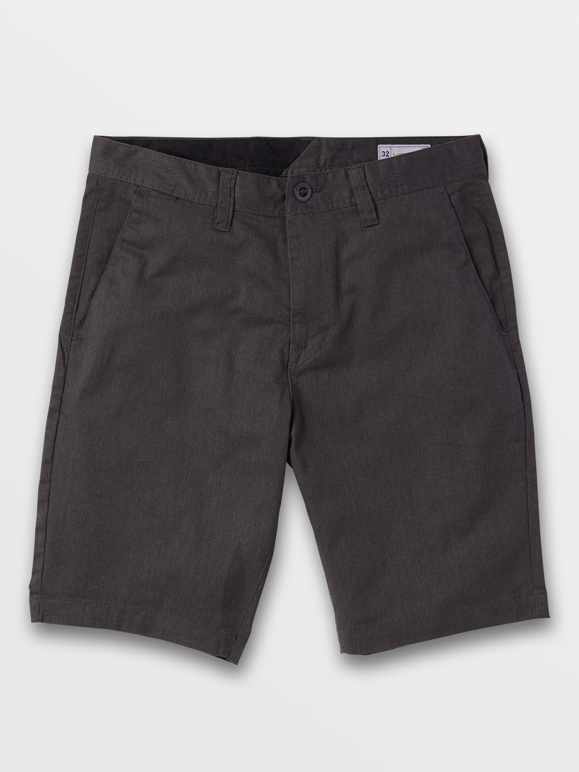 Frickin Modern Stretch Shorts - Charcoal Heather (A0911601_CHH) [F]