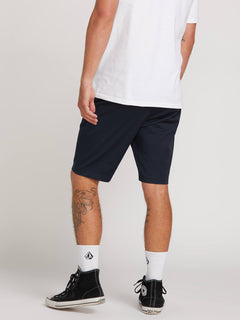 Frickin Modern Stretch Shorts - Dark Navy (A0911601_DNV) [2]