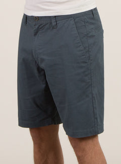 Frickin Lightweight Shorts In Airforce Blue, Front View