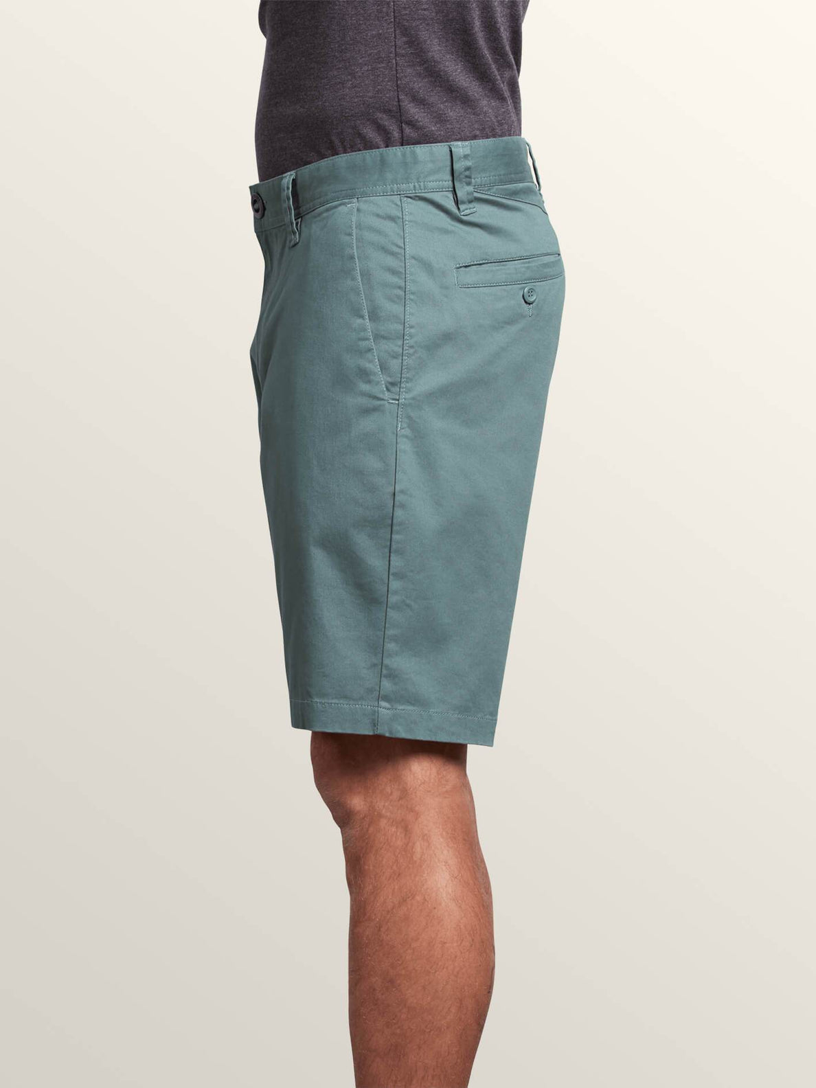 Frickin Lightweight Shorts In Pine, Alternate View