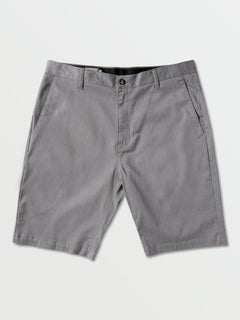 Vmonty Stretch Shorts - Heather Grey