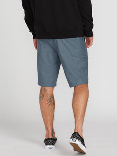 Riser Shorts - Stormy Blue (A0911901_STB) [2]