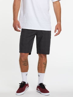 The Down Low Shorts - Black (A0912001_BLK) [1]