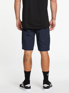 The Down Low Shorts - Dark Navy (A0912001_DNV) [2]