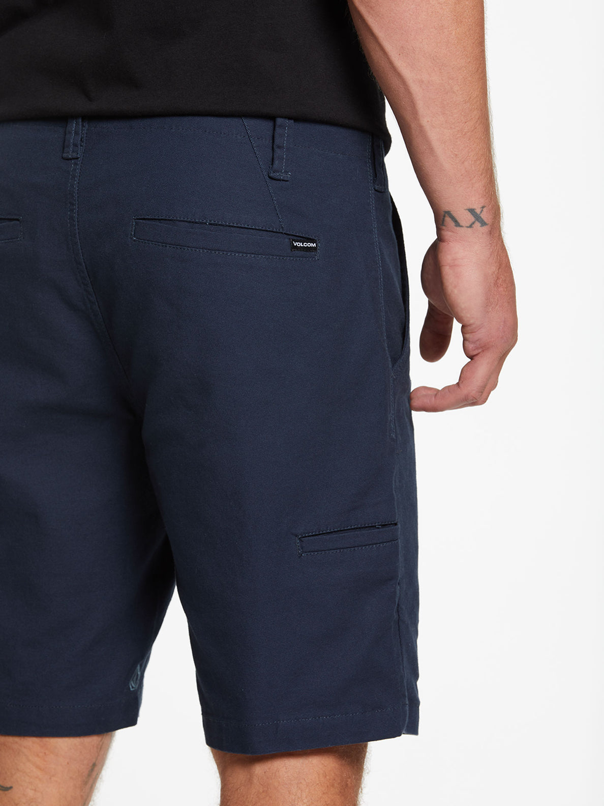 The Down Low Shorts - Dark Navy (A0912001_DNV) [4]