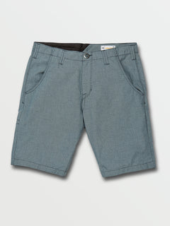 The Down Low Shorts - Hydro Blue (A0912001_HYD) [F]