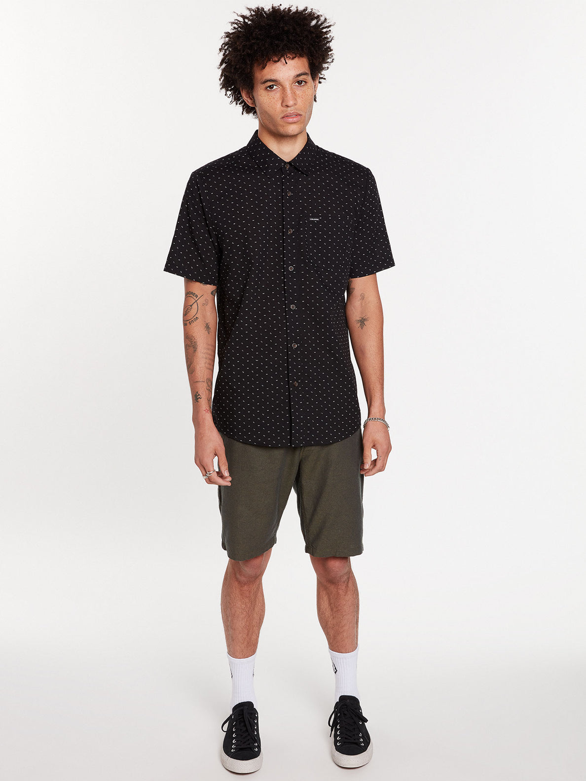 The Down Lo Shorts - Military (A0912001_MIL) [19]