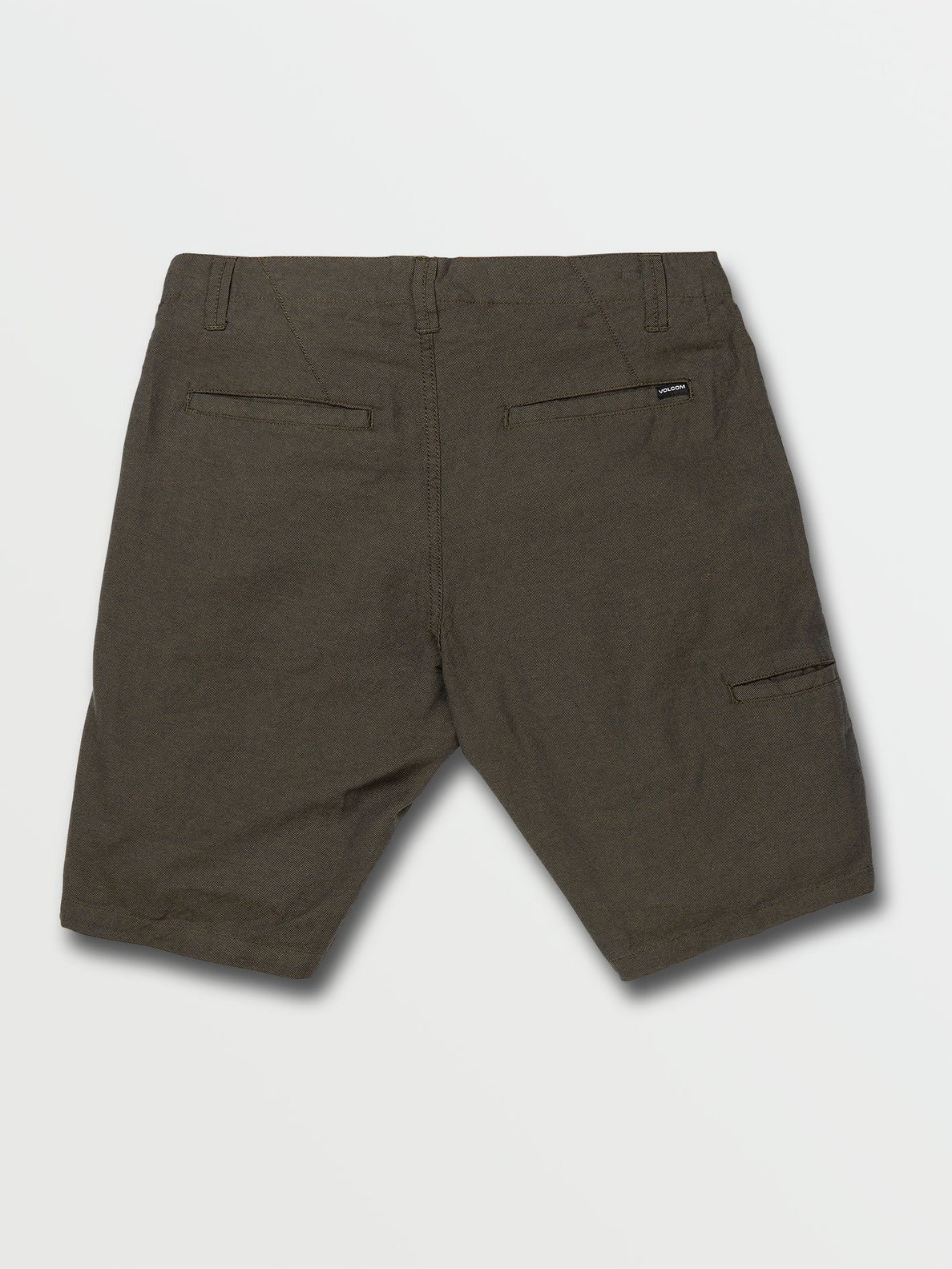 The Down Low Shorts - Military (A0912001_MIL) [B]