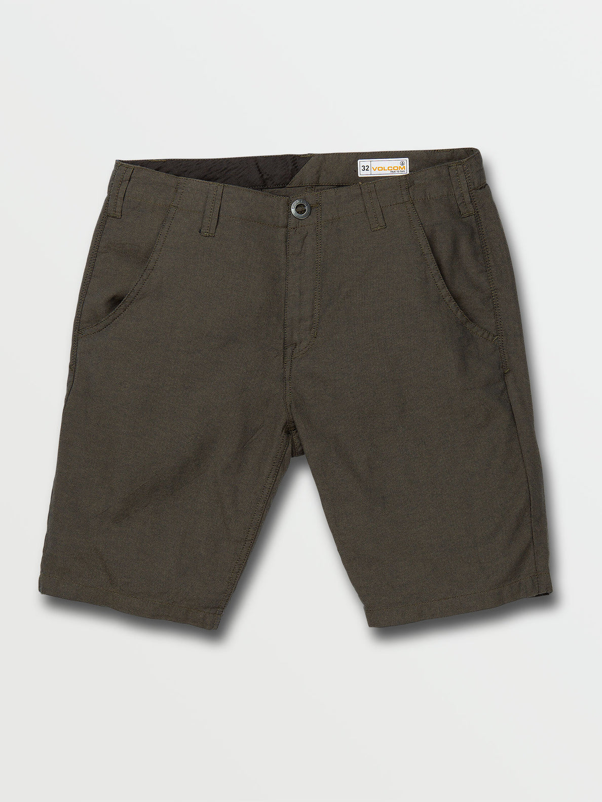 The Down Low Shorts - Military (A0912001_MIL) [F]