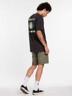 Clockworks Shorts - Army Green Combo (A0922000_ARC) [10]