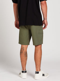 Clockworks Shorts - Army Green Combo (A0922000_ARC) [2]