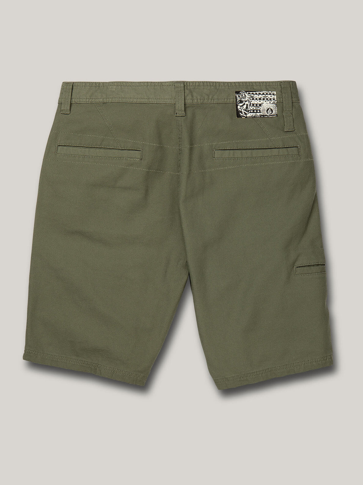 Clockworks Shorts - Army Green Combo (A0922000_ARC) [B]