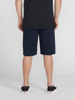 VMONTY SHORT 22 - DARK NAVY (A09313S0_DNV) [B]