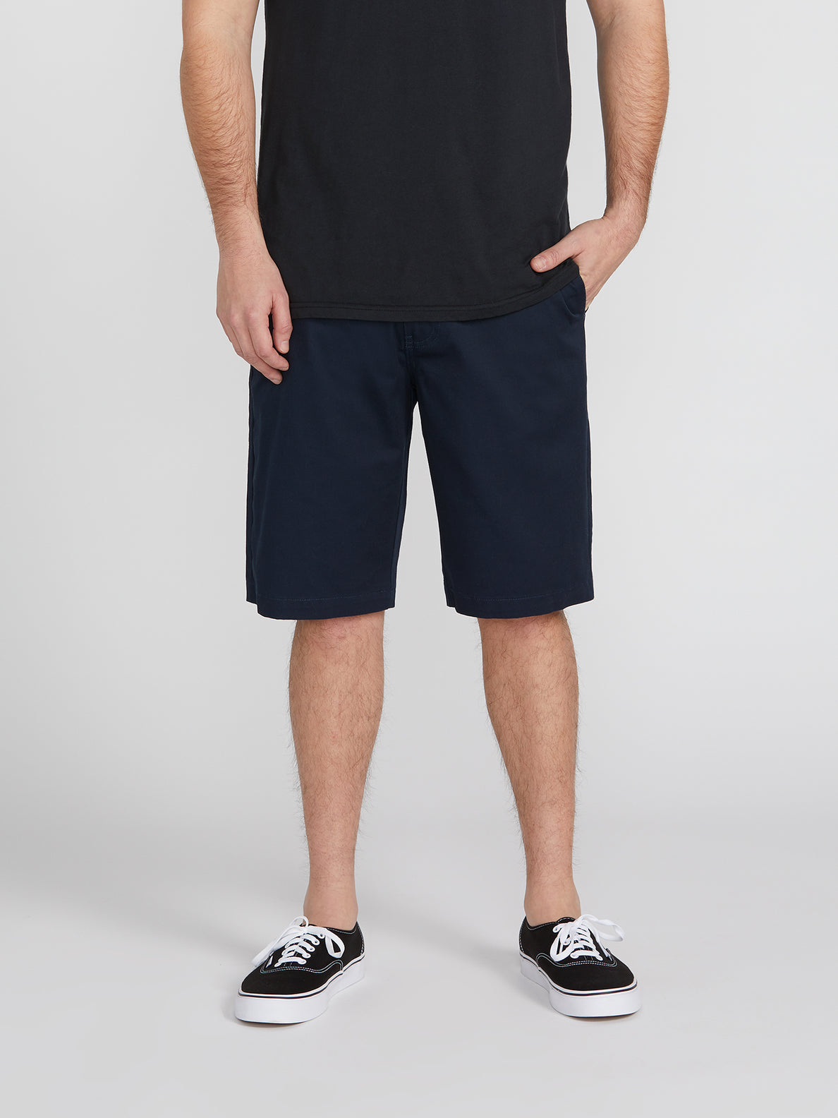 VMONTY SHORT 22 - DARK NAVY (A09313S0_DNV) [F]