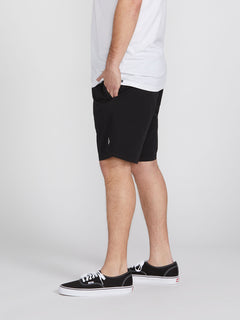 Sickly Stone Shorts - Black