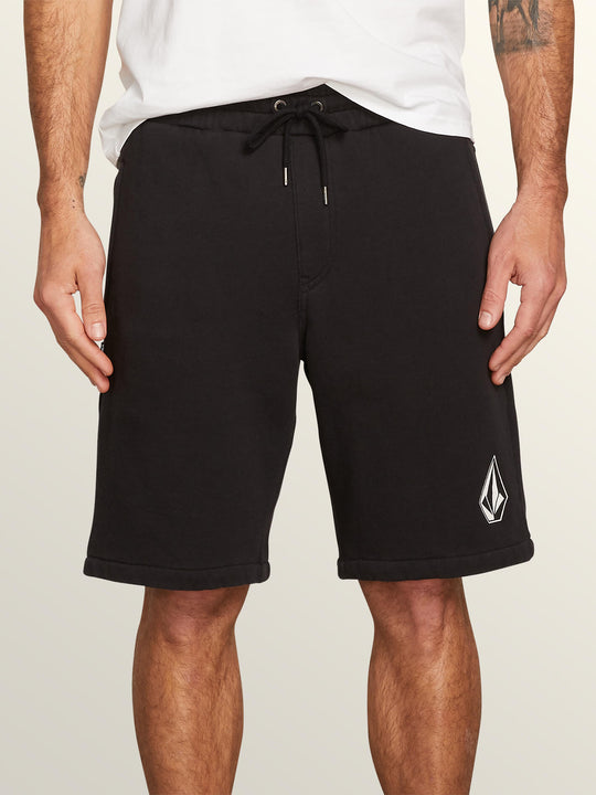 Deadly Stones Fleece Shorts