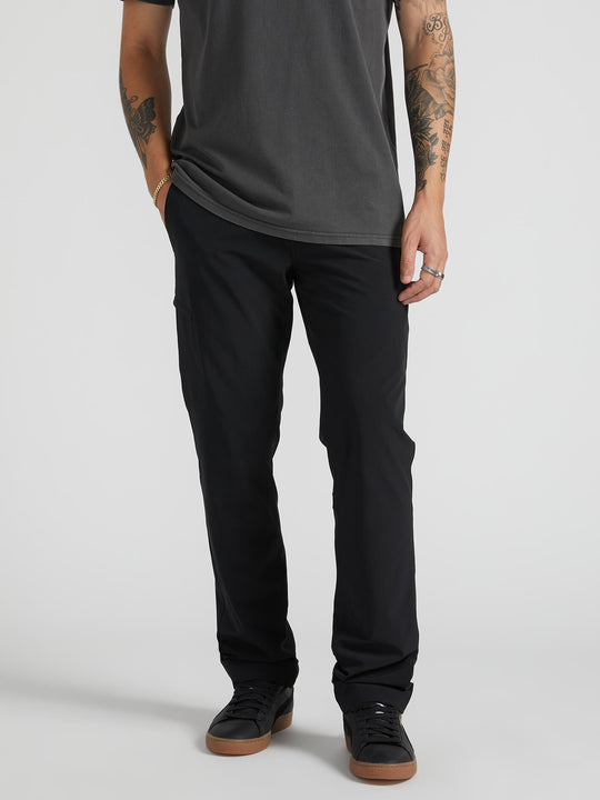 Range Stretch Pants V2 - Black