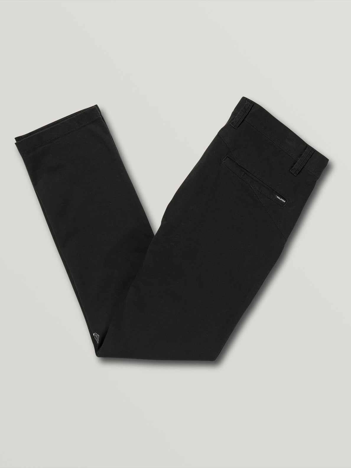 Frickin Slim Chino Pants - Black (A1131601_BLK) [B]