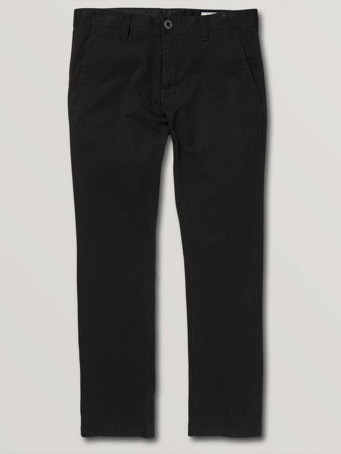 Frickin Slim Chino Pants - Black (A1131601_BLK) [F]