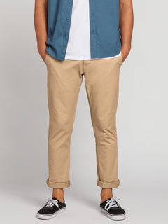 Frickin Slim Chino Pants - Gravel (A1131601_GRV) [1]