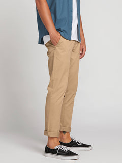 Frickin Slim Chino Pants - Gravel (A1131601_GRV) [3]